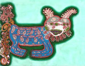 Fractal Boar